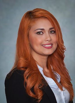 Helen Marroquin, Office Administrator, Martinez Immigration Law