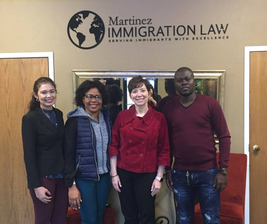 Clients of Martinez Immigration Law, Kansas City Immigration Lawyers