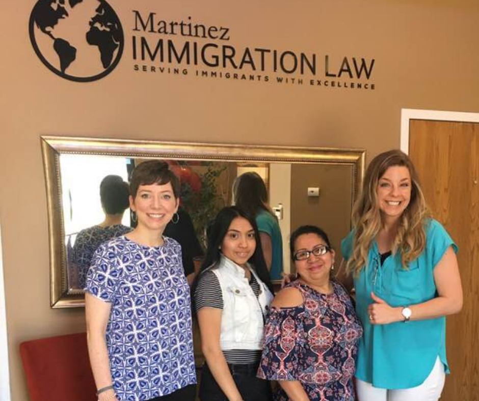 More clients of Martinez Immigration Law, Kansas City Immigration Lawyers
