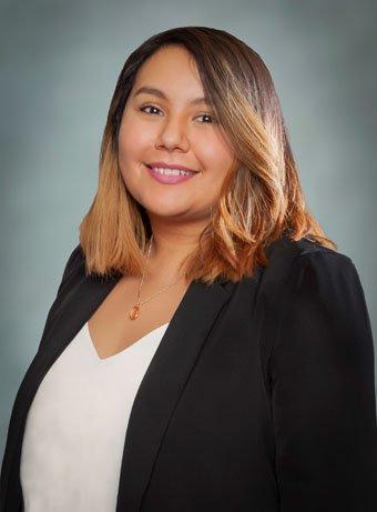 Flor Valenzuela, Bilingual Receptionist, Kansas City Immigration Lawer office